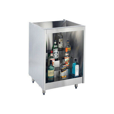 "Krowne KR-L24 24"" Non-Refrigerated Back Bar Cabinet"