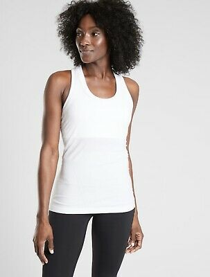 Details about  /NWT Athleta Organic Daily Bungee Tank Size XS Small  Navy Blue Hiking//Exploring