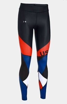 Under Armour Limited Edition USA Athletic Leggings Size Large
