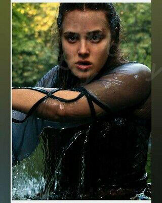 KATHERINE LANGFORD CURSED 13 REASONS WHY + POSTER Acción Cine Mag July 2020