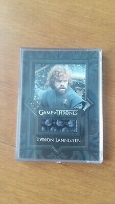 Game of Thrones Season 8 Relic card VR13 Tyrion