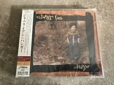 JANIS IAN Japan Cd HUNGER VICP-60311 Conditions EX
