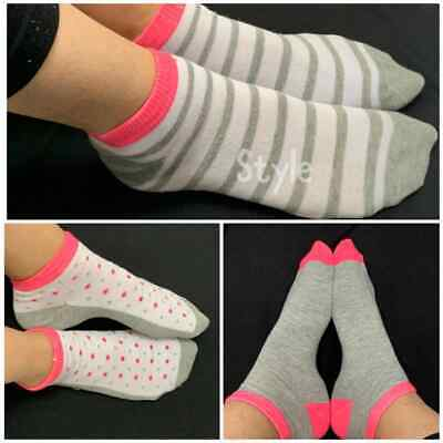 Summer Men Invisible Cotton Socks Footsie Invisible Trainer Shoe Work SOCKS