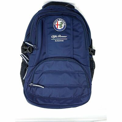 Alfa Romeo Racing F1® Team backpack - Accessories - navy blue Free UK Shipping