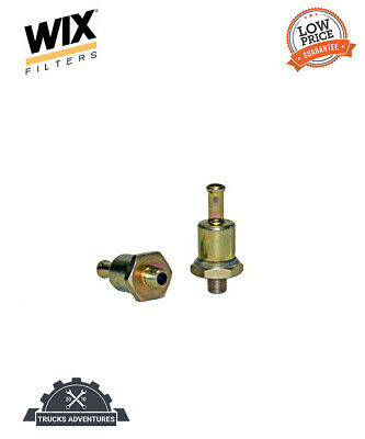 WIX 33049 Complete In-Line Fuel Filter Pack of 1