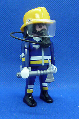 2068 Playmobil New Spares Two Visors for Fire Fighters Helmets Fireman Figures