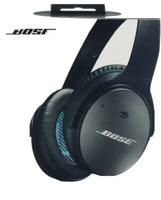 Brand New Sealed Bose QuietComfort 25 Acoustic Noise Cancelling Headphones iOS