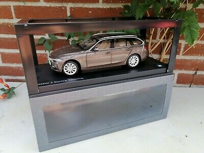 Paragon 1/18 Scale - BMW 3 Series Touring F31 Sparkling Bronze Diecast New OVP