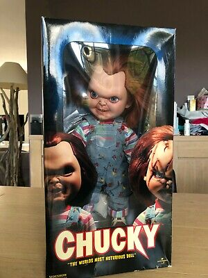 Sideshow Collectibles Unscarred Bride of Chucky Doll 12 Inch New