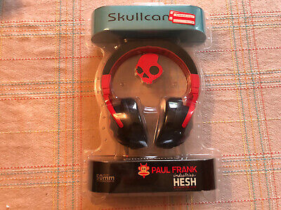 explique gene Dinamarca  SKULLCANDY HESH PAUL Frank Headphones Devil Julius Discontinued - $69.99 |  PicClick