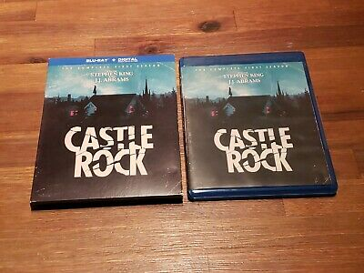 Castle Rock:The Complete First Season with Slipcover Blu-Ray. (NO DIGITAL)