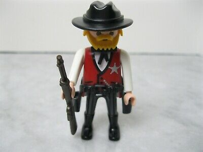 winchester // sheriff Playmobil 10 rifles Brand New cowboy western accessories