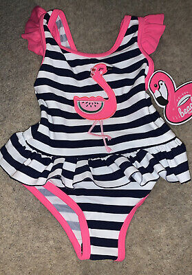 baby girl swimming costume 6-9 months New