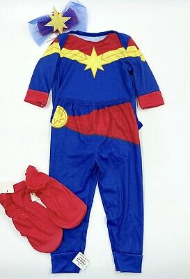 Disney Baby Marvel Captain America Superhero Costume 9 12 Months Nwt 19 99 Picclick Free shipping on orders of $35+ and save 5% every day with your target redcard. picclick