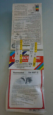 W020-353: LC Electronic Thermowächter Thermostat 100 grad