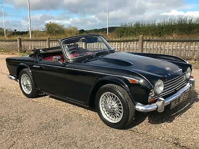 1966 Triumph TR4A Convertible Petrol Manual