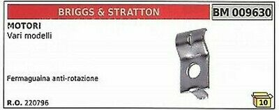 Outer Casing Anti-rotazione Briggs&stratton For Engine Lawn Mower Various Models
