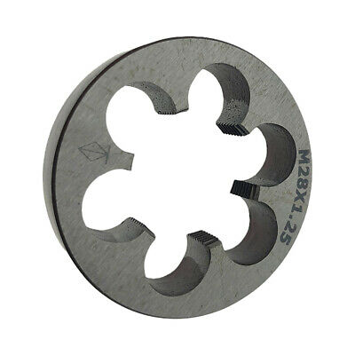 New1pc Metric Right Hand Die M22X1.25mm Dies Threading Tools 22mmX1.25mm pitch
