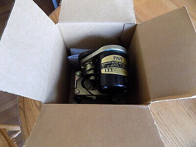 Vintage Jabsco 37000-1000 PAR Automatic Water System Air Pump , 12VDC, 35 PSI