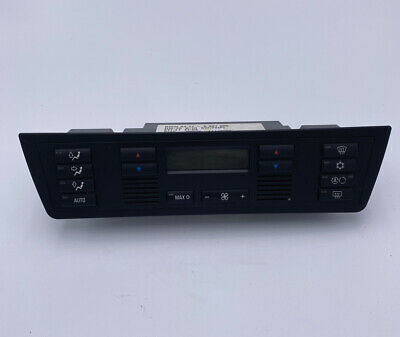 8378615 BMW X5 E53 A//C AIR CONDITIONING HEATER CLIMATE CONTROL UNIT WARRANTY
