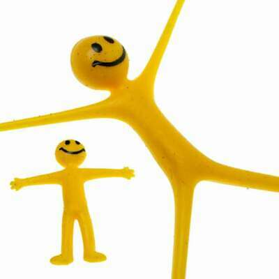 Smile Stretchy Men, Stretchy Toys, Party Bag Fillers, Any Qty, PartyBits2008