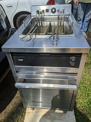 Toastmaster 12.5KW Electric Deep Fat Fryer 480 Volts 3 Phase Commercial
