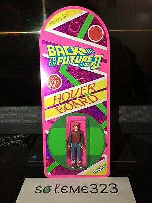 Back To The Future ReAction Marty McFly Hoverboard (SDCC 2020) Super7