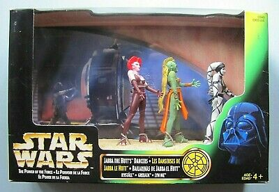 JABBA THE HUTT/'S DANCER~RYSTALL Loose~Mint~Star Wars POTF
