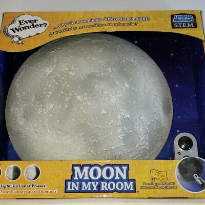 New Uncle Milton Solar System In My Room 39 99 Picclick