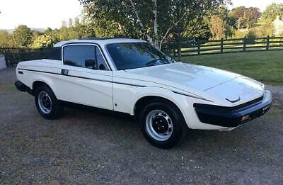 TRIUMPH TR7 SPRINT - VIN ACG5 - EARLIEST KNOWN RHD TR7 + 1st PRODUCTION SPRINT