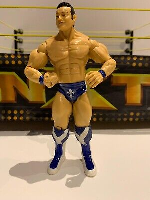 1 Supplied WWE WCW TNA NXT Wrestling Action Figure Simon Gotch