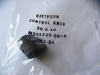 Raytheon A22 Pointer Knob P//N 70-4-2G NEW P//N MS915281P2B NEW C of C Available