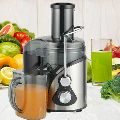 Austria Juicer Ultra 800W Power, Easy Clean Extractor Press Centrifugal 2 Speed