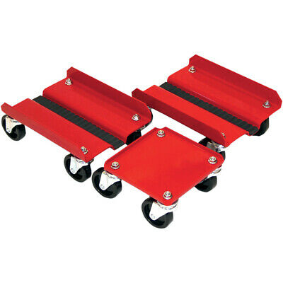 Super Caddy Dolly Pro Red | PC-200RD