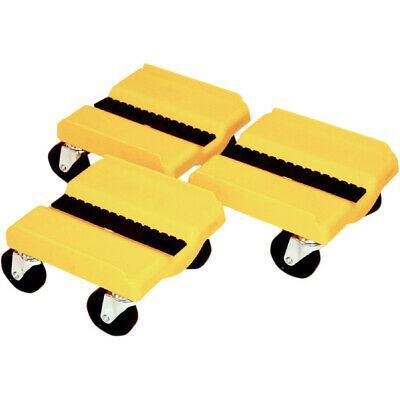 Super Caddy Dolly Super Sport Yellow | SSC-100YL