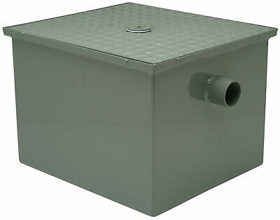ZURN GT2700-25-3NH Grease Trap Interceptor,3 In,25 GPM