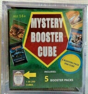Mystery Booster Cube - Mtg - Magic The Gathering - Series One - Factory Sealed!