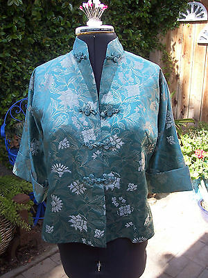 Vintage Ladies Asian Jacket, fully lined