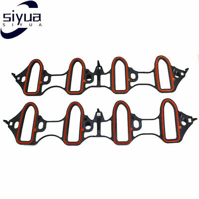 NEW OE SPEC Intake Manifold Gasket For Chevy//GMC 4.8L 2 LEFT /& RIGHT 6.0L 89060413 GM INTAKE MANIFOLD GASKETS 5.3L