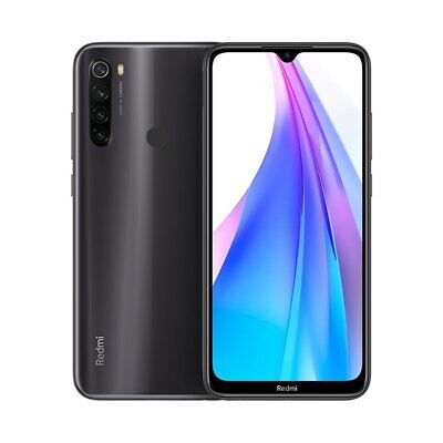"Xiaomi Redmi Note 8 64GB 4GB RAM (GSM-UNLOCKED) 6.3"" Dual-SIM 48MP  NO CDMA"