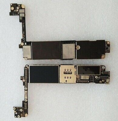 Motherboard Mainboard Apple iPhone 7 32GB White Home Button (UNLOCKED)