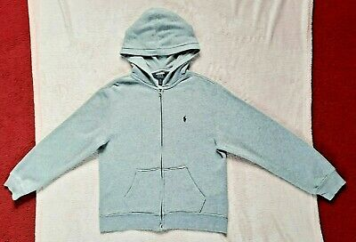 Polo Ralph Lauren Boy's Hooded Top L/G 14 - 16 Years Boys Hoodie 14-16 Sweater