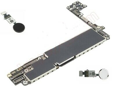 Motherboard Mainboard Apple iPhone 8 64GB With Black/White Home Button UNLOCKED