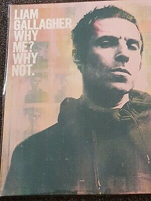 Liam Gallagher Why Me? Why Not. Limited Bottle Green Vinyl