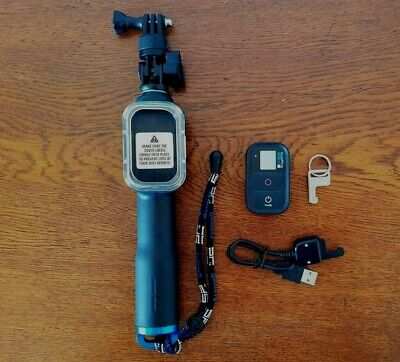GoPro Wi-Fi Remote + SP Telescopic Selfie Stick With Remote Holder -Free Postage