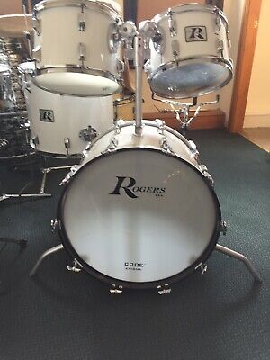 Vintage Rogers  Big R Drums