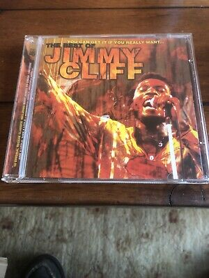 The Best of Jimmy Cliff CD Value Guaranteed from eBay's biggest seller!