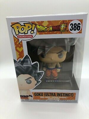 Funko POP Goku Action Figure