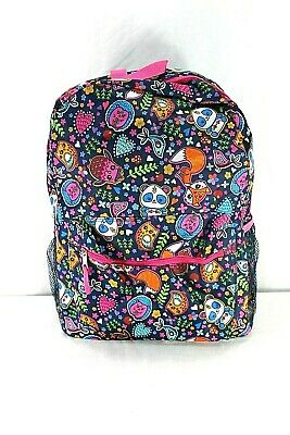 Animal Canvas Backpack