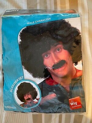 Retro Afro, Scouser, 118 Wig And Moustache